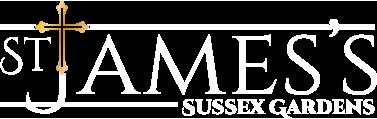 St James's Church Logo